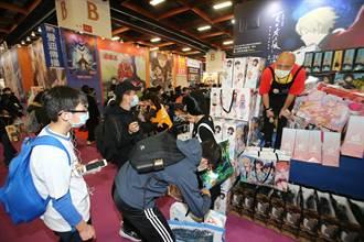 台北國際動漫節開幕 《鬼滅之刃》福袋一上午售破千組