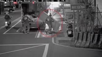 三重家具行司機亂丟破沙發遭逮 最高可處5年徒刑
