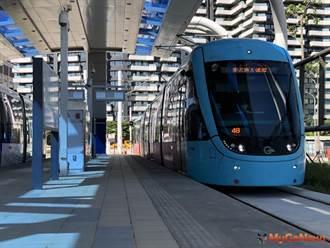 淡海輕軌第二期路線 依據民意改河岸方案推動