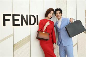 Fendi2021春夏發表 陳昊森陳庭妮雙陳合體超自在