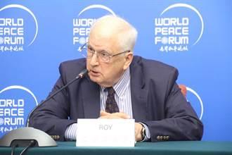 台灣問題已不可能和平解決?美前駐陸大使:美中衝突或引爆核戰