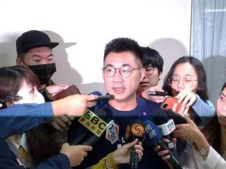 獨家》江啟臣接連訪連馬朱  談趙少康回國民黨