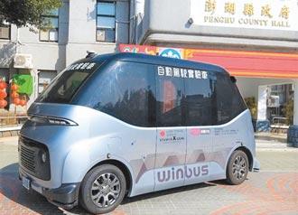 澎湖Win Bus自駕小巴 7月上路