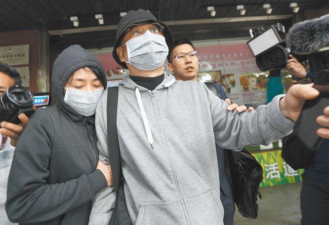捲入王立強共諜疑雲的向心、龔青夫婦(見圖),境管期限將在4月13日屆滿。(本報資料照片)
