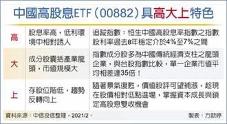 陸高股息ETF 存股兼抗通膨
