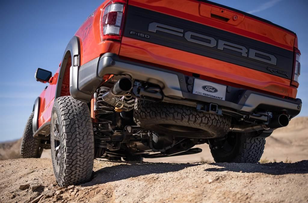 V8再等等 Ford發表新一代F-150 Raptor