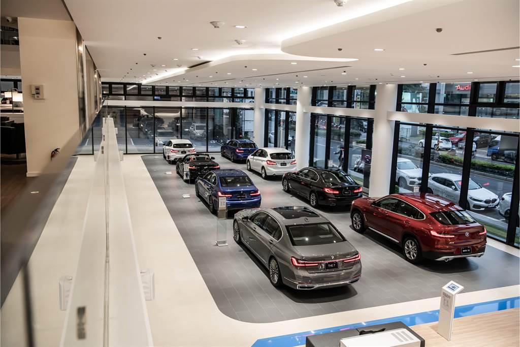 BMW/MINI總代理汎德公司全台展示中心將於農曆初三開始提供服務,歡迎車迷朋友前往賞車。