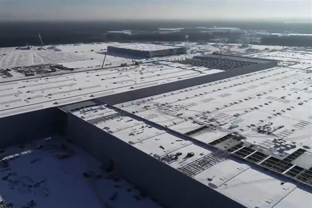 特斯拉柏林工廠進度躍進:德製 Model Y 今年中就開始量產