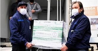 AZ疫苗突砍歐盟6成訂單 台灣列首波配送名單一定有貨?