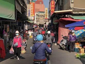 金門年貨市集爆人潮 警方連4天交通管制