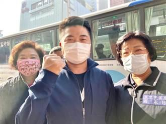 反萊豬公車密碼「刪3Q」 顏寬恒:尊重 選舉罷免是公民權