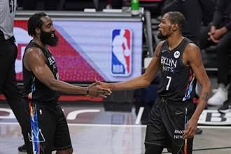 NBA》籃網關鍵時刻靠誰?韋德選擇哈登