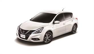 最親民中型掀背 21年式Nissan Tiida 65.9萬元起正式上市