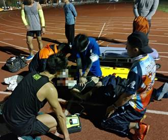 童綜合醫院合作救援得宜 62歲男跑步猝死又重生