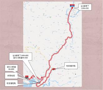 大湖戀戀草莓馬拉松明登場 台3線實施交通管制