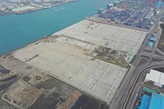 台中港離岸風電碼頭 最後一塊拼圖啟用
