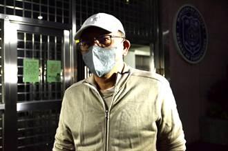 前立委高志鵬假釋 18時7分步出八德外役監