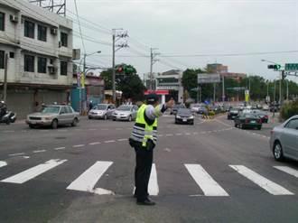 去石門水庫、小人國怕塞車?龍潭警分局交通疏導規畫一次看