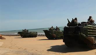 美陸戰隊新建瀕海作戰團部署太平洋 美媒:軍事上遏制中國