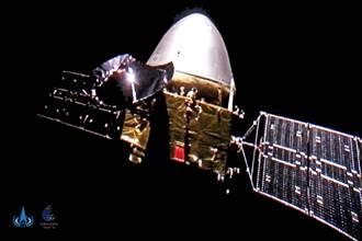 精彩!「天問一號」探測器火星捕獲過程影像曝光