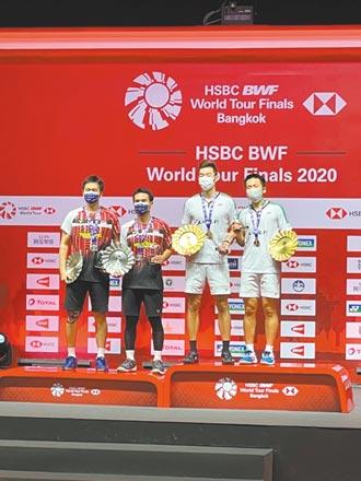 土銀羽球雙打 世界賽奪冠
