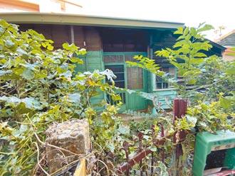 日式宿舍像廢墟 地方要求拆屋