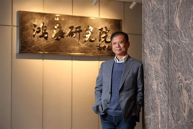 新上任的執行長李維斌,如何以軟體專家角色,帶領電子製造帝國鴻海起飛?(圖/張智傑攝)