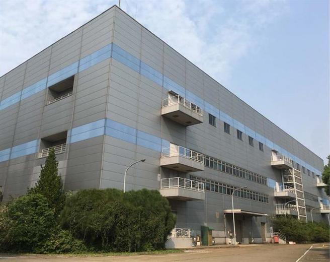 (昔日觸控面板大廠勝華進行重整,楊梅幼獅廠今天以44.85億元成功標售,開出大紅盤。圖/業者提供)