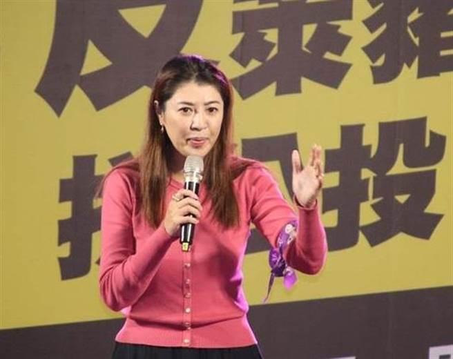 國民黨立委許淑華。(資料照/柯宗緯攝)
