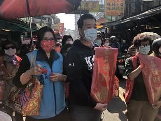 楊蕙如改口承認提供網軍打工 費鴻泰:可能為了脫罪而做某些承認