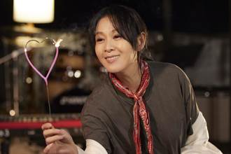 劉若英暖唱新曲 傳遞鼓舞力量