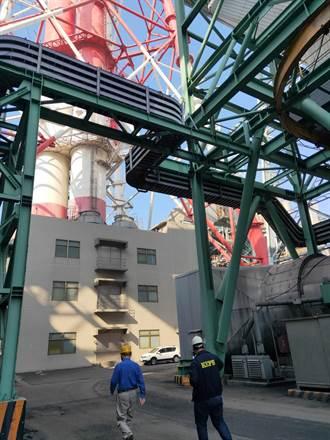 空汙警示 興達電廠燃煤機組首度停3減1