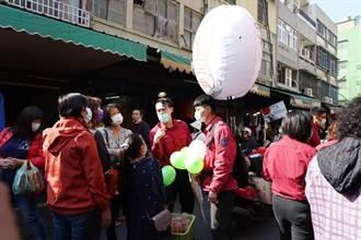 市場潛哪些起火因子?消防人員背包氣球前進市場