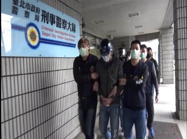警方逮捕和堂姜姓大哥在內的6嫌。(圖/警方提供)