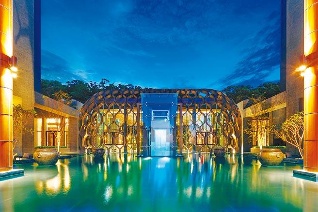「鄉林山海滙」規畫有俱樂部內涵,以及比照涵碧樓飯店的物業服務。