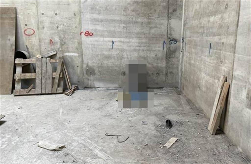 再生水廠一名女工墜落6米深水槽,頭部重創身亡。(民眾提供/曹婷婷台南傳真)