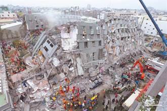 恐怖巧合 國家警報連14發 時間撞台南、花蓮強震
