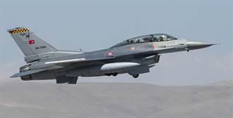 買美F-35不成 土耳其要咬牙為寶貝F-16升級延壽