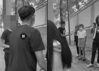 【霸凌延燒】19歲霸凌男被設局 墓園向少女道歉完秒被20人圍毆打斷手