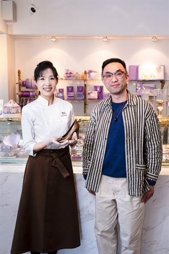 台北濃情巧克力 精品甜點主廚吳葵妮 × 旅遊美食作家徐銘志