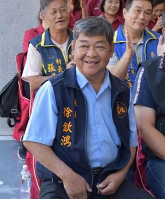 連任5屆苗縣議員 徐欽鴻今上午因病過世享壽65歲