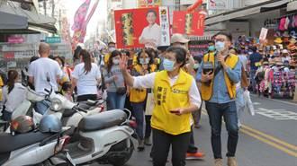 時力黨主席陳椒華:嘉義市議員選舉不會缺席