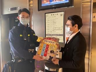 襲警罪責刑法修法加重  北市警夜店主動宣導