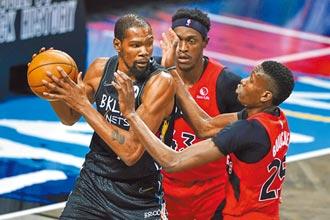 NBA》杜蘭特新冠檢測陰性 總教練納許開玩笑已驗90次