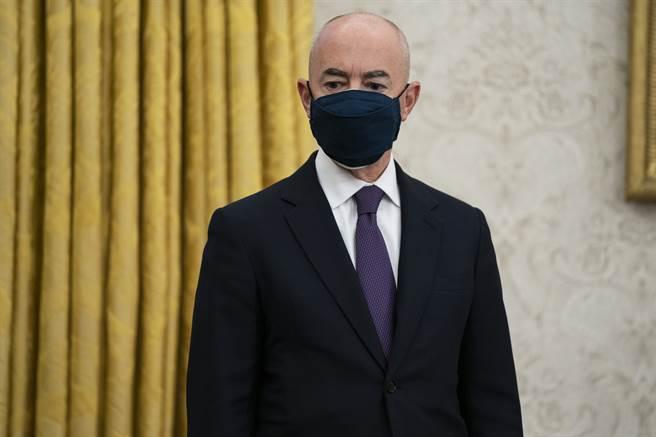 美國土安全部長矢言對抗國內恐怖主義。(圖/美聯社)