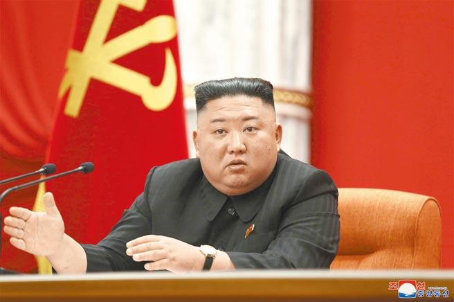 北韓最高領導人 金正恩圖╱美聯社