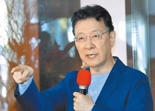 中廣董事長趙少康呼籲這波罷免後「是不是可以停了」,應先讓制度回到正軌。(本報資料照片)