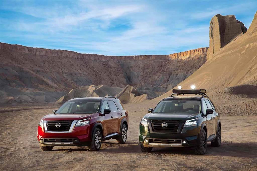 找回初代「野性美」,Nissan Pathfinder 第五代正式發表!