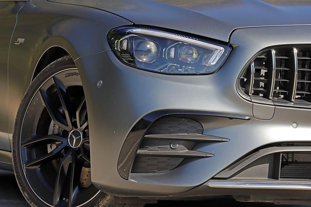 肌肉紳士的魅力,2021 Mercedes-AMG E53 4MATIC+
