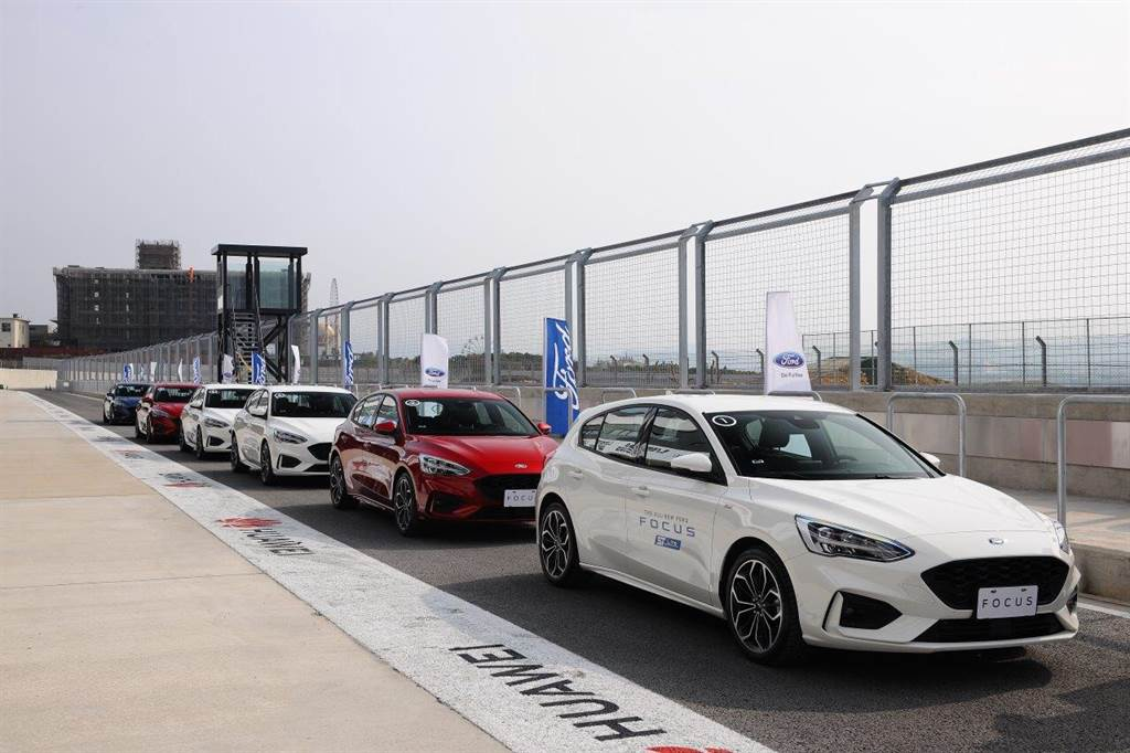 2021 Ford Focus麗寶挑戰賽 「高手改裝組」稀有登場